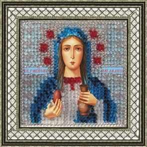 062-ПМИ Св.Равноап.Мария Магдалина (ВМ) - Наборы для вышивания икон «Вышивальная мозаика»