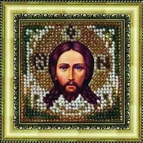008-ПМИ Спас Нерукотворный (ВМ) - Наборы для вышивания икон «Вышивальная мозаика»