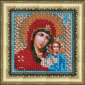 011-ПМИ Божия Матерь Казанская (ВМ) - Наборы для вышивания икон «Вышивальная мозаика»
