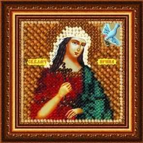 039-ПМИ Св.Великомученица Ирина (ВМ) - Наборы для вышивания икон «Вышивальная мозаика»