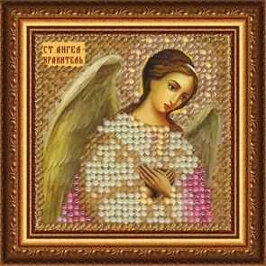 035-ПМИ Св. Ангел-Хранитель (ВМ) - Наборы для вышивания икон «Вышивальная мозаика»