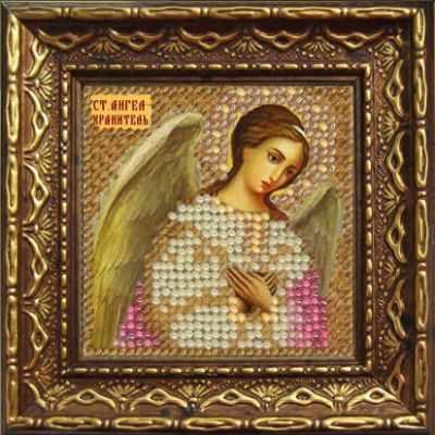 2035Д-ПИ Св. Ангел-Хранитель (ВМ) - Наборы для вышивания икон «Вышивальная мозаика»