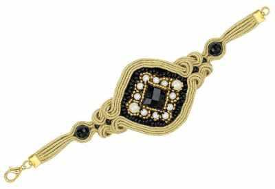 1493АС Браслет  Сокровище  - Наборы для вышивания «Риолис»