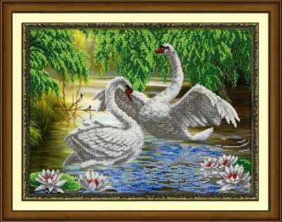 Б1452 Лебеди (Паутинка)