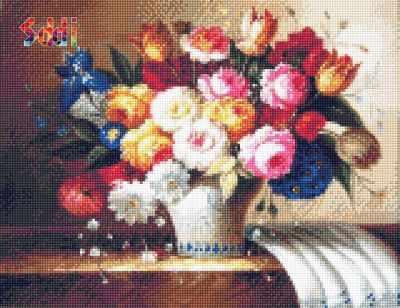 71002,44 Аромат роскоши  мозаика Anya - Мозаика «Anya»