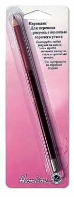 Маркер HEMLINE 298 Карандаш для ткани, переводимый с помощью утюга