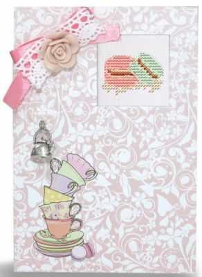 (S)P-12 Набор для изготовления открытки (Luca-S)