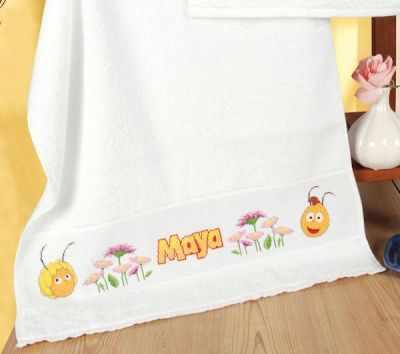 Набор для вышивания Vervaco PN-0149781 Maya - Large sponge towel