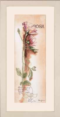 Набор для вышивания Lanarte PN-0008050 Роза