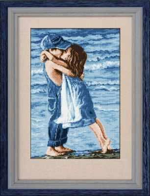 Купить со скидкой 71024,04 Детская влюбленность - мозаика Anya