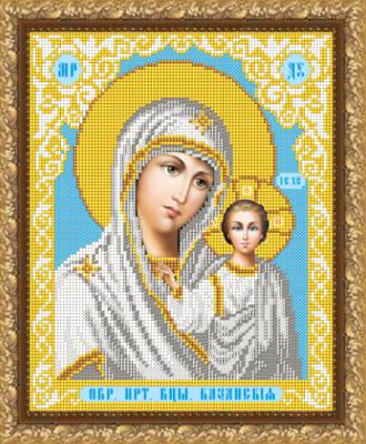 VIA4201 ВП Казанская Божия Матерь - схема (Art Solo)