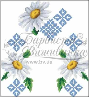 Заготовка для вышиванки Барвиста Вышиванка БД020дБ40нн Заготовка (БВ)