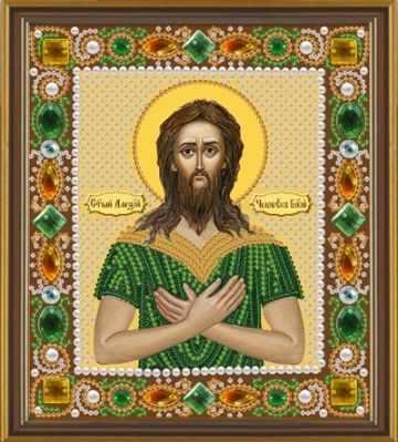 Д 6102 Св. Прп. Алексий Человек Божий