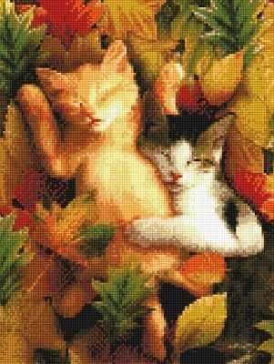 Мозаичная картина Anya Алмазная вышивка 909421 - мозаика Anya