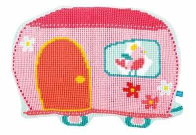 Набор для вышивания Vervaco PN-0154489 Дом на колесах