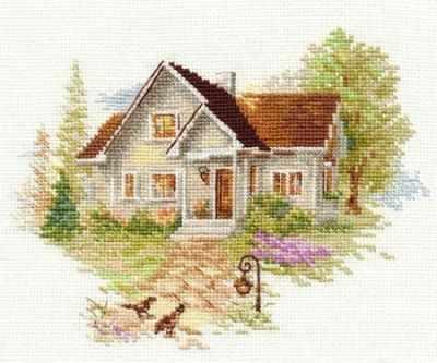 3-20 Июльский домик