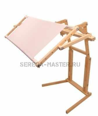 Станок для вышивания Серёга-Мастер Станок для вышивания напольный