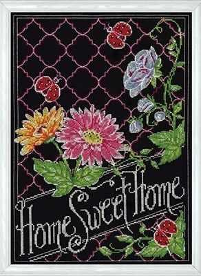 2868 Меловая надпись  Милый дом  (Design Works) - Наборы для вышивания «Design Works»