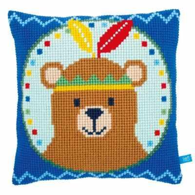 Набор для вышивания Vervaco PN-0155334 Native American Bear