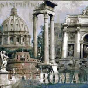 S-549 Вечный Рим  мозаика Милато - Мозаика «Milato»