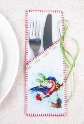 Набор для вышивания Матрёнин Посад 8285 Снегирь - набор для вышивания
