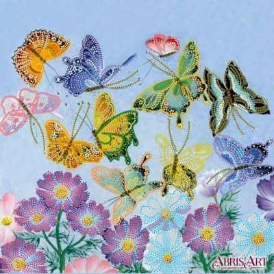 АС-270 Схема Танец бабочек