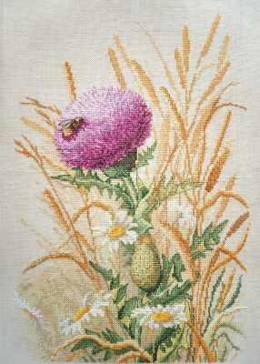 Фото - Набор для вышивания Марья искусница 06.002.35 Полевое чудо набор для вышивания марья искусница 02 006 02 ла