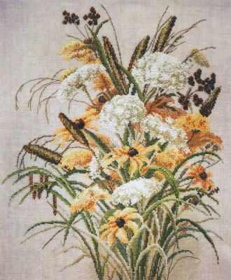 Фото - Набор для вышивания Марья искусница 06.002.25 Осеннее обаяние набор для вышивания марья искусница 11 002 25 зима
