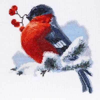 706  Пора подкрепиться  - Наборы для вышивания крестиком «HobbyPro»