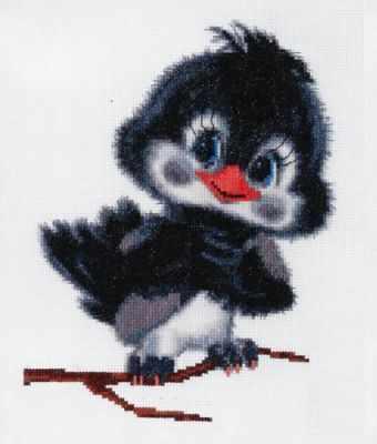 704  От всего сердца  - Наборы для вышивания крестиком «HobbyPro»