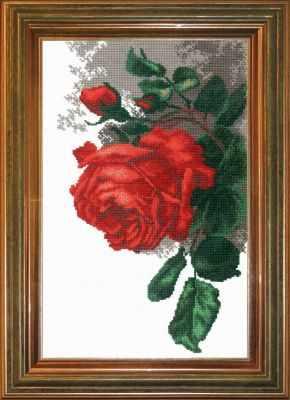 Фото - Набор для вышивания РС-студия 441 Роза роза вышивка