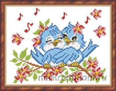153 Птички