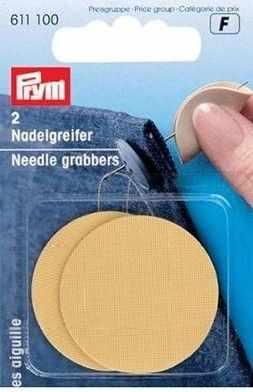 Инструменты для шитья Prym 611100 Грейфер для игл, резиновая пластинка Prym