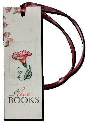 Набор для вышивания Luca-S N-38 Закладка для книг
