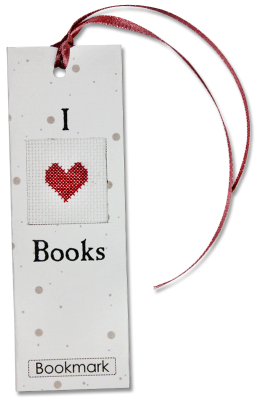 Набор для вышивания Luca-S N-28 Закладка для книг