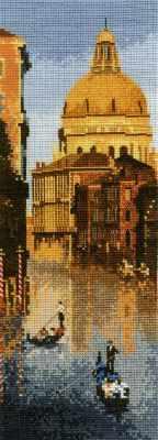 Набор для вышивания Heritage 527JCVE Венеция