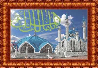 Купить со скидкой КБПН 3001/1 Мечеть Кул Шариф - набор (Каролинка)