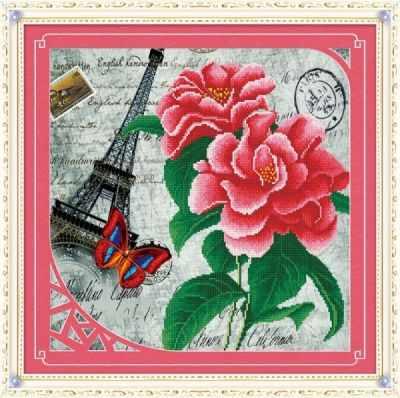 80025 Эйфелева башня - Мозаика «Color Kit»