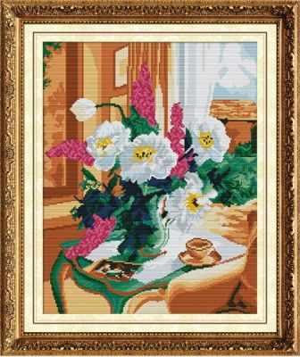 MO022 Нежный букет - Мозаика «Color Kit»