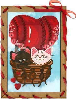 ОР 7563 Шар любви - Наборы для вышивания «Nova Sloboda»