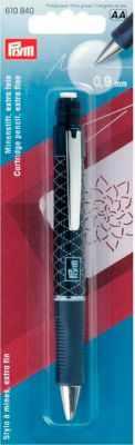 Аксессуар для рукоделия PRYM 610840 Механический карандаш с 2 грифелями, О 0,9 мм, белый стержень PRYM