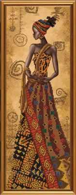НД 2079 Загадочная африканка