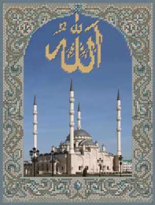 Купить со скидкой М-003 Мечеть - схема