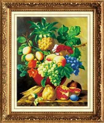 80069 Натюрморт - Мозаика «Color Kit»