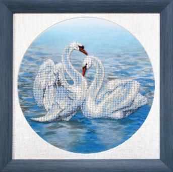 Набор для вышивания Чарiвна Мить БЮ-502 Танец любви свадебный ювелирный набор jialimei s663 page 7