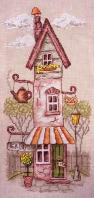 Фото - Набор для вышивания Марья искусница 07.004.09 Чайный набор для вышивания марья искусница 11 002 25 зима
