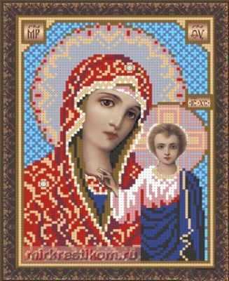 ББ-302 Образ Казанской Пр. Богородицы