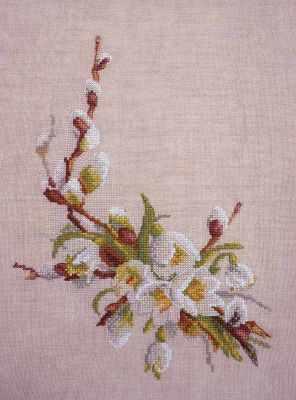 Фото - Набор для вышивания Марья искусница 04.004.10 Цветение весны набор для вышивания марья искусница 11 002 25 зима