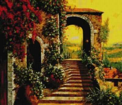 50030 Италия -мозаика Anya