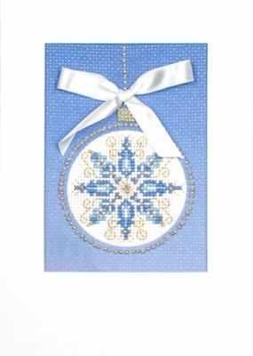 Набор для вышивания Матрёнин Посад 8324 Снежный узор - набор для вышивания